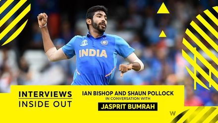 Jasprit Bumrah on his short run-up | Cricket Inside Out
