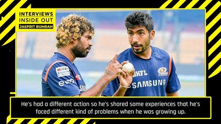 Bumrah on learnings from Lasith Malinga | Cricket Inside Out