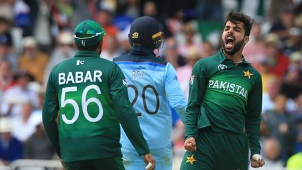CWC19: M6 ENG v PAK – Extended highlights