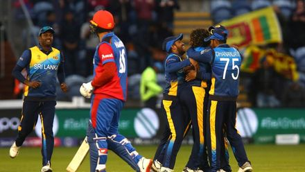 CWC19: M7 AFG v SL – Extended highlights