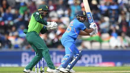 CWC19: M8 IND v SA – Extended highlights