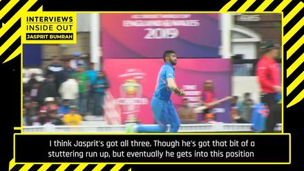 Pollock on Bumrah's pace | Interviews Inside Out