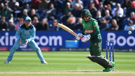 CWC19: M12 ENG v BAN – Extended highlights