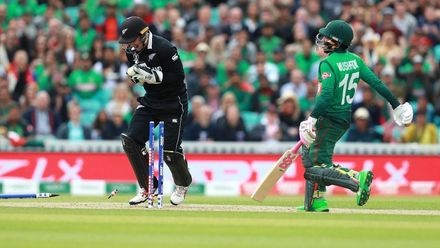 CWC19: M9 BAN v NZ – Extended highlights