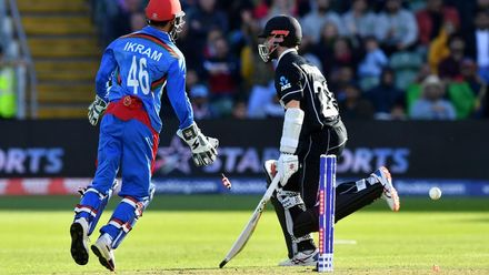 CWC19: M13 AFG v NZ – Extended highlights