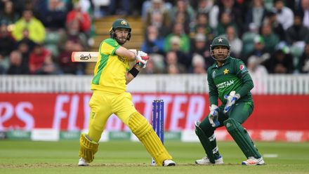 CWC19: M17 AUS v PAK – Extended highlights