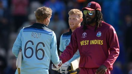 CWC19: M19 ENG v WI – Extended highlights