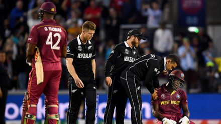 CWC19: M29 WI v NZ –Extended highlights