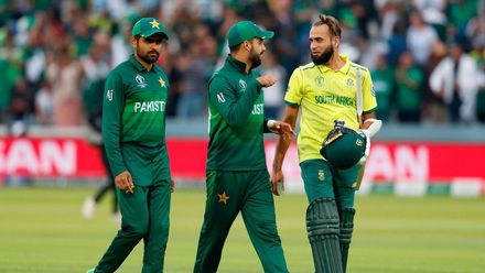 CWC19: M30 PAK v SA – Extended highlights