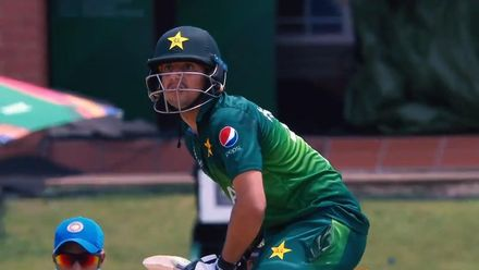 Introducing Haider Ali – Pakistan's U19 star