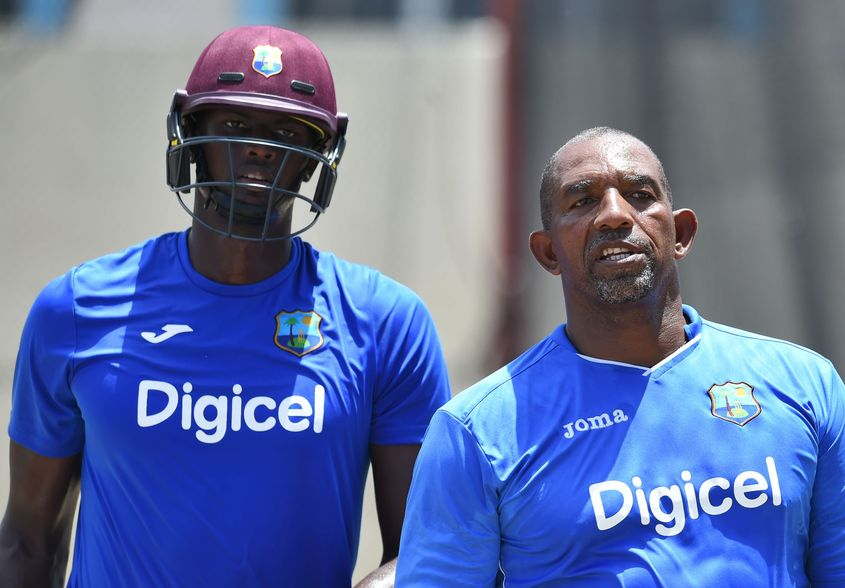 West Indies coach Phil Simmons has urged the West Indies batsmen to back the bowlers up with solid performances