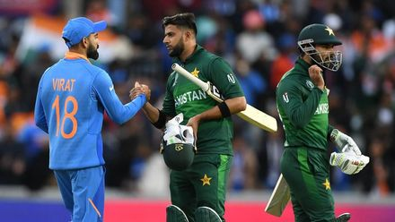 CWC19: M22 IND v PAK – Extended highlights