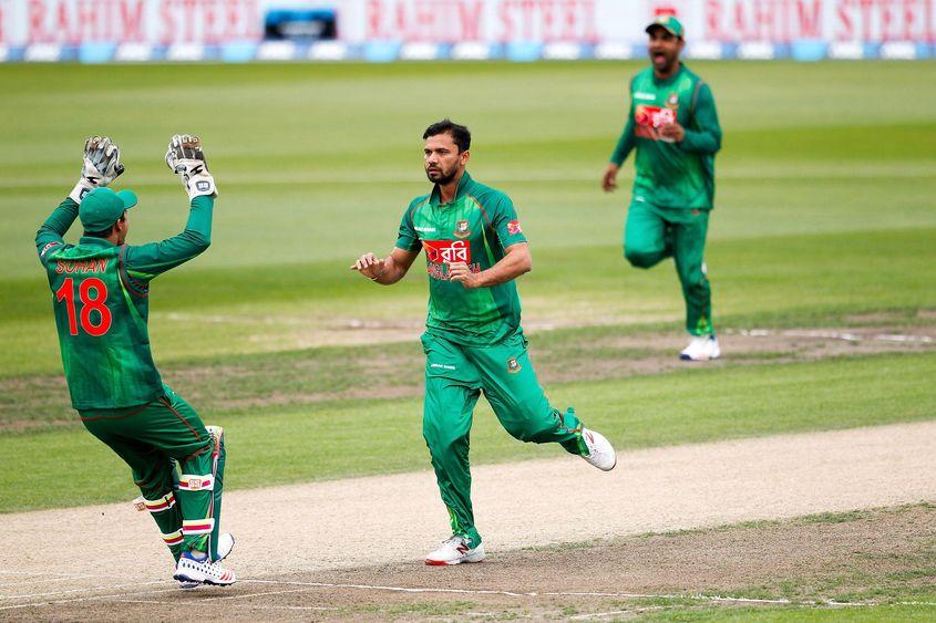 Former Bangladesh captain Mashrafe Mortaza recently announced he had tested positive for COVID-19