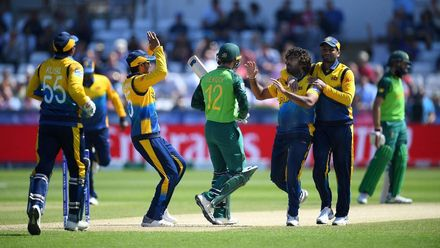 CWC19: M35 SL v SA – Extended highlights