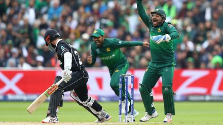 CWC19: M33 NZ v PAK – Extended highlights