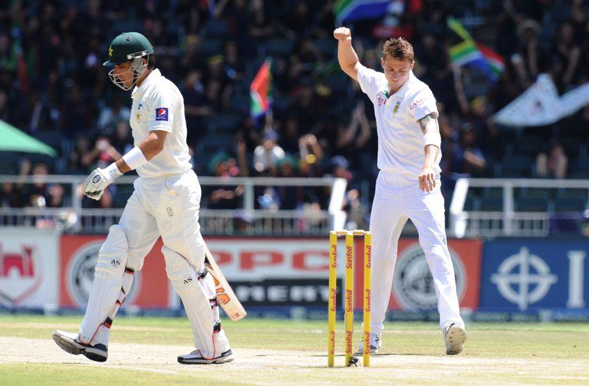 Steyn's 11-wicket match haul against Pakistan was the cheapest since Richard Hadlee's in 1976