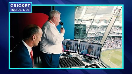 Ian Smith on his iconic commentary at the CWC19 final | Cricket Inside Out