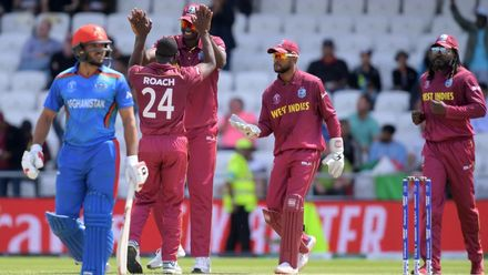 CWC19: M42 AFG v WI – Extended highlights