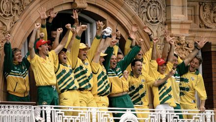 Tom Moody explains Australia's celebrations after the 1999 World Cup final | Cricket Inside Out