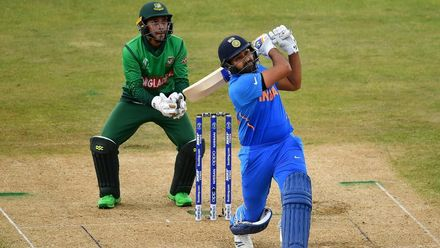 CWC19: M40 BAN v IND – Extended highlights