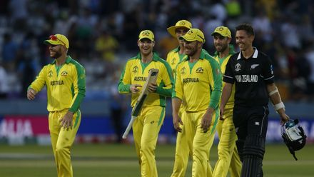 CWC19: M37 NZ v AUS – Extended highlights