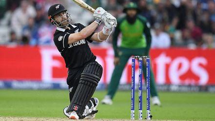 CWC19: NZ v SA - Highlights of Kane Williamson's match-winning 106*