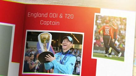 Eoin Morgan addresses the class of 2020 | Emirates Message