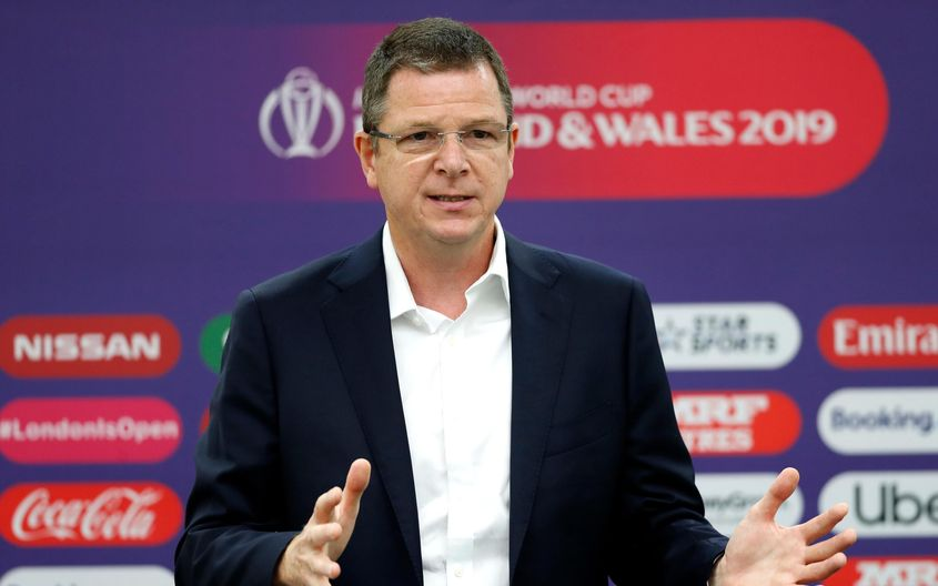 Alex Marshall said the council has no reasons to doubt the integrity of 2011 world cup finals. (Credits: ICC media zone)