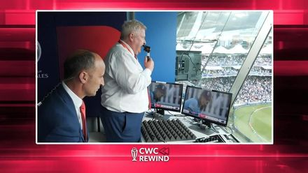 The Barest Of Margins: CWC19 commentators on the final call