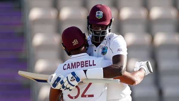 Blackwood guides Windies to four-wicket victory