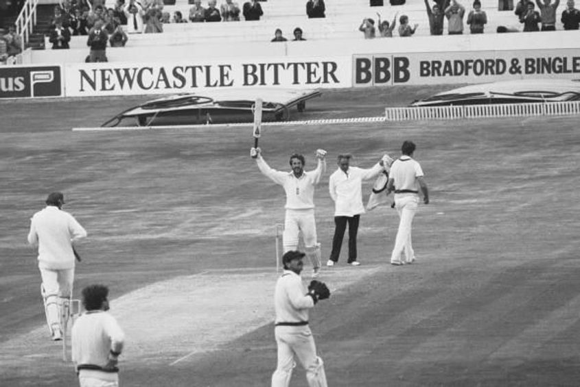 Botham's batting with the lower order remains one of the greatest fightbacks