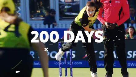 200 days to go | WWC21