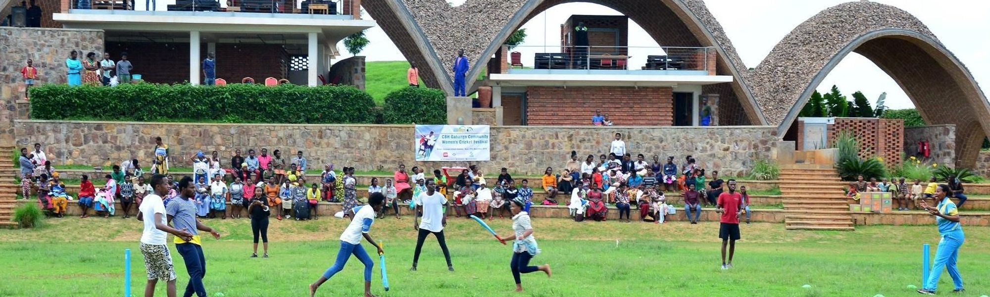 A weekend of fun and competition at the Gahanga Cricket Stadium