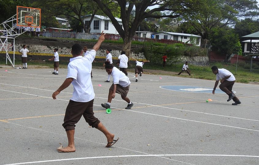 Cricket for Good with ChildFund Australia pilot project was a child and youth-focused intervention