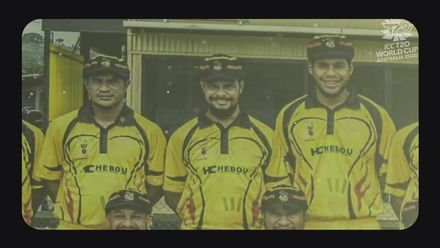 Gray-Nicolls Participation Programme of the Year – PNG