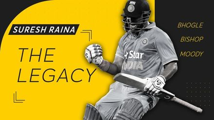 The legacy of Suresh Raina