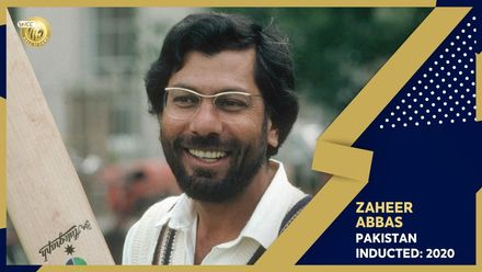 ICC Hall of Fame 2020 | Zaheer Abbas