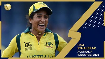 ICC Hall of Fame 2020 | Lisa Sthalekar