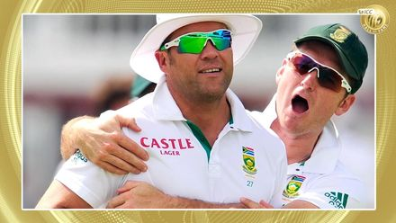 ICC Hall of Fame 2020 | Graeme Smith on Jacques Kallis