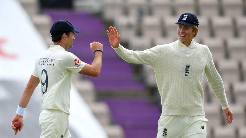 Anderson and Crawley