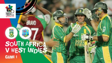 Gibbs special overpowers Gayle ton as South Africa win tournament opener | SA v WI | T20WC 2007