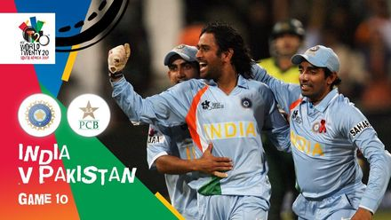 India excel in bowl-out clash | IND v PAK | T20WC 2007