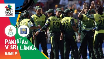 All-round Pakistan dominate Sri Lanka | PAK v SL | T20WC 2007