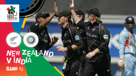Vettori spins New Zealand to victory | NZ v IND | T20WC 2007