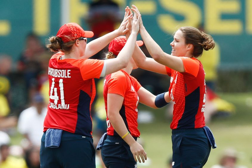 Nat Sciver has completed her quota of overs in four out of eight T20Is this year