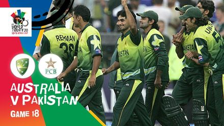 Misbah, Malik special floors Australia | AUS v Pak | T20WC 2007
