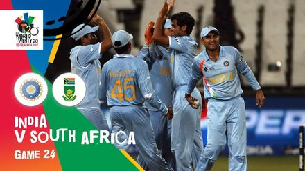 Confident India seal semi-final spot | IND v SA | T20WC 2007