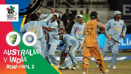 Yuvraj fireworks set up exciting finale | AUS v IND | T20WC 2007