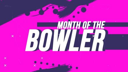 From arm balls to zooters, from super fast to dibbly dobbly | October – the month of the bowler!