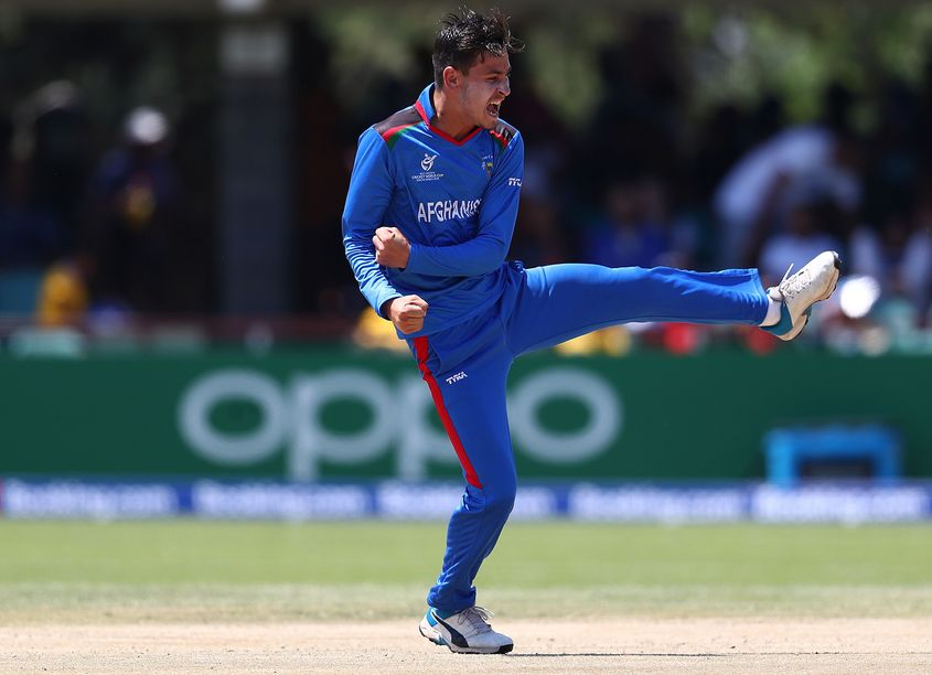 Noor Ahmad  is a left-arm wrist spinner from Afghanistan